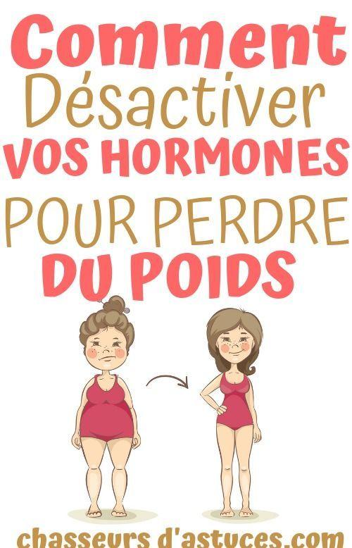 Remark désactiver les hormones qui vous font prendre du ventre