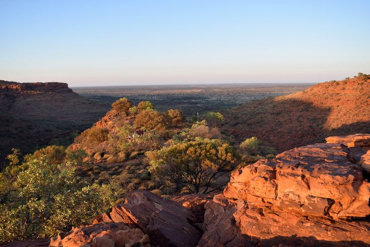 Kings Canyon – Watarrka National Park