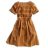 Stucco Stripe Songbird Dress.