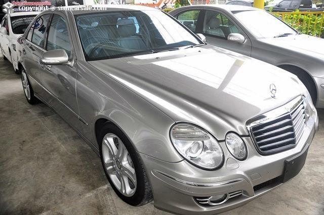 ขายรถ Mercedes-Benz [มาใหม่] E200 Kompressor Avantgarde ปี 2009 รถมือสองภูเก็ต | ศูนย์รวมรถมือสองคุณภาพของภาคใต้ http://www.siamcarsale.com/car/5139/09/Mercedes/E200/Kompressor%20Avantgarde