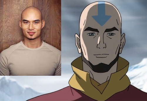 Avatar The Last Airbender Characters As Adults Arrows, Movie n...