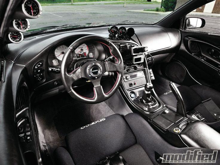 1995 Mitsubishi Eclipse GSX NRG Steering Wheel