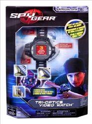 Spy Gear Montre Espion 3 Cam 6021518 - 42,25 € livré