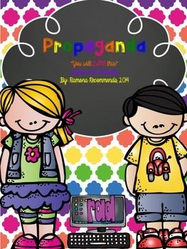 Worksheets Propaganda Techniques Worksheet Answers 17 best ideas about propaganda techniques on pinterest and more for reading lesson