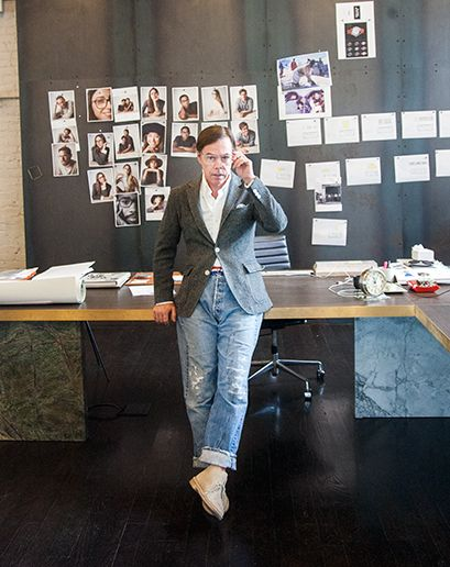 Be more like Andy Spade in 2015.