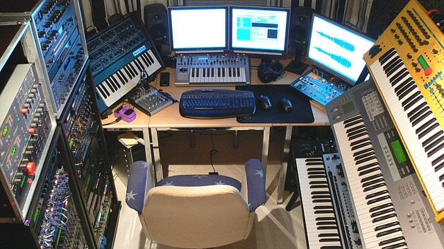 Music Studio A Collection Of Other Ideas To Try