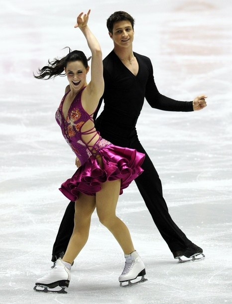 Virtue and Moir 2012 World Team Trophy, SD