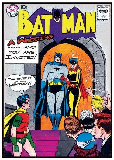 Our comic book invites