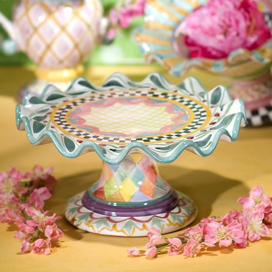86 Best Clay Cake Stands Images On Pinterest Conch