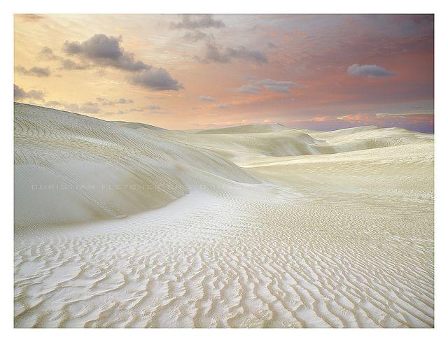 Sand Dunes, Cervantes SD323Ph, Broome, Western Australia, by Christian Fletcher