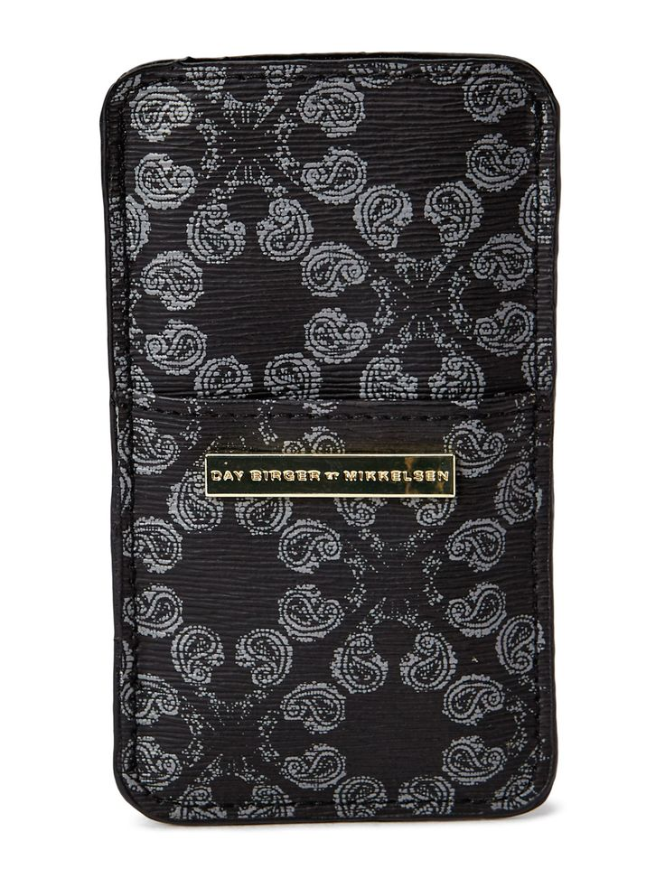 DAY - Day Blythe Sleeve5 Keep you IPhone safe with this stylish and elegant sleeve from DAY. The Sleeve is crafted in DAY's signature print and fits an Iphone5.  iPhone case Logo detail Chic Exquisite patterning Functional Sophisticated