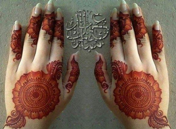 Most Inspirational Eid Mehndi Designs 2017 for Women