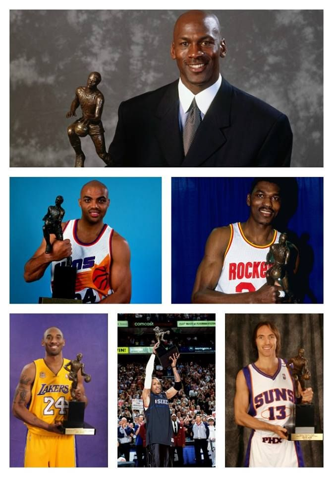 The 1984 & 1996 NBA draft produced the most MVPs: Jordan, Barkley, Olajuwon, Bryant, Iverson & Nash.