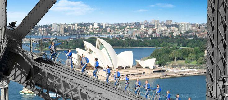 Bridge Climb, Sydney, NSW