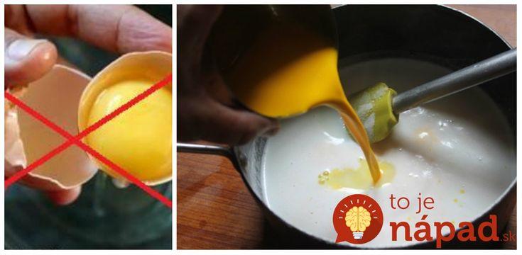 Vajcia v obchodoch zdraželi raketovou rýchlosťou. Ak sa už teraz chytáte za hlavu pri predstave predvianočných príprav a vypekania, máme pre vás skvelú pomôcku. Zozbierali sme vás šikovné tipy a triky, ako nahradiť vajcia vo