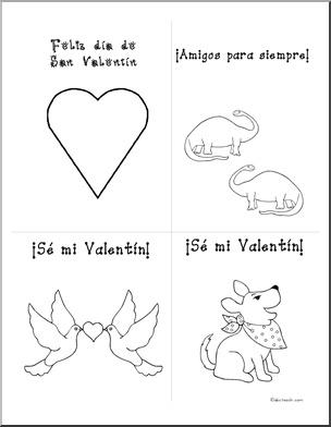 30 best san valentin images on pinterest spanish classroom valentines and spanish teacher. Black Bedroom Furniture Sets. Home Design Ideas
