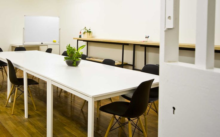 Spacecubed: Meeting room in Perth WA - Venue Menu