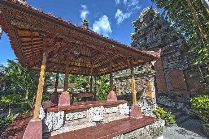 Ubud Palace, Ubud, Indonesia