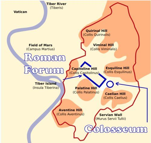 forum romanum 3d model - Hledat Googlem