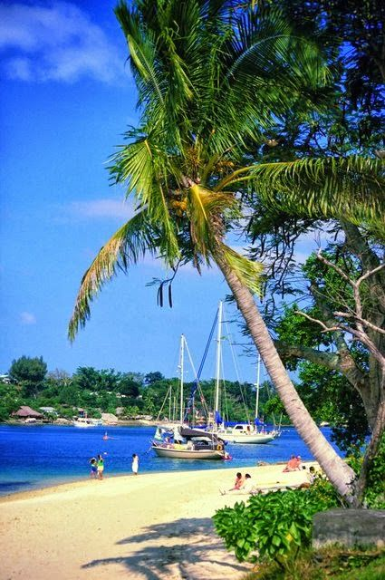 Just been looking at Vanuatu - Port Vila as a retreat location! What a paradise!!