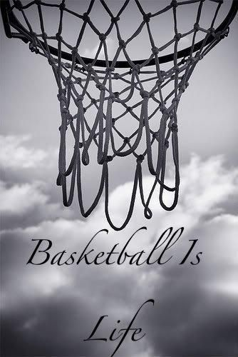 Basketball is life. <3 made the 7th grade team