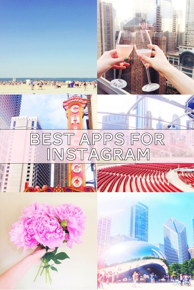 best photo apps for instagram