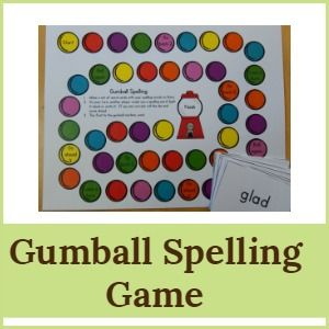 gumball spelling game!!!