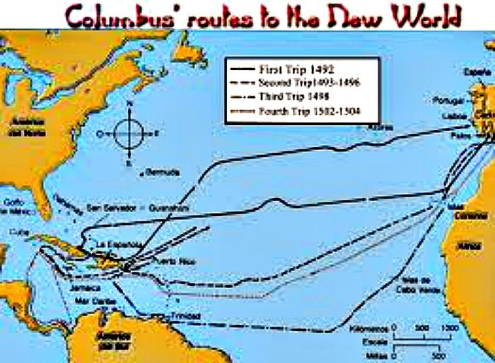 Columbus Day – Celebrating the Discovery of America