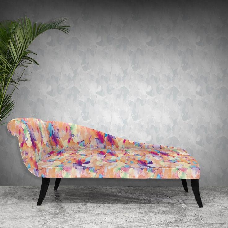 NYE Velvet Fabric (Sorbet) on Feathr.com