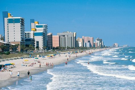 10 best places to stay in Myrtle Beach.
