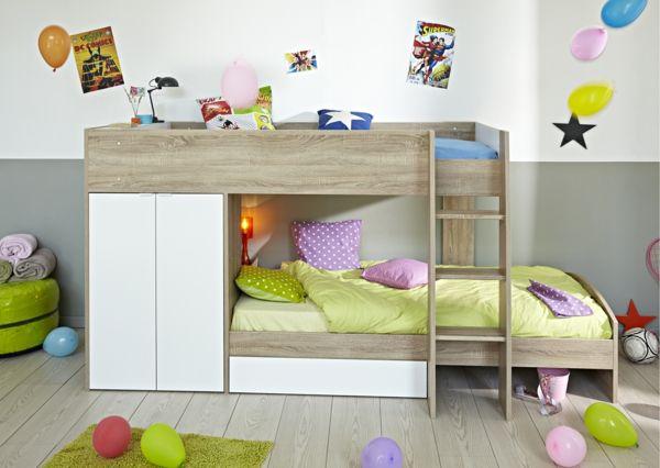 kleines kinderzimmer einrichten und das richtige kinderbett auswhlen - Kleines Kinderzimmer