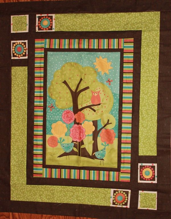 79 best Panel Quilts images on Pinterest | Quilt designs, Alice ... : quilt patterns with panels - Adamdwight.com