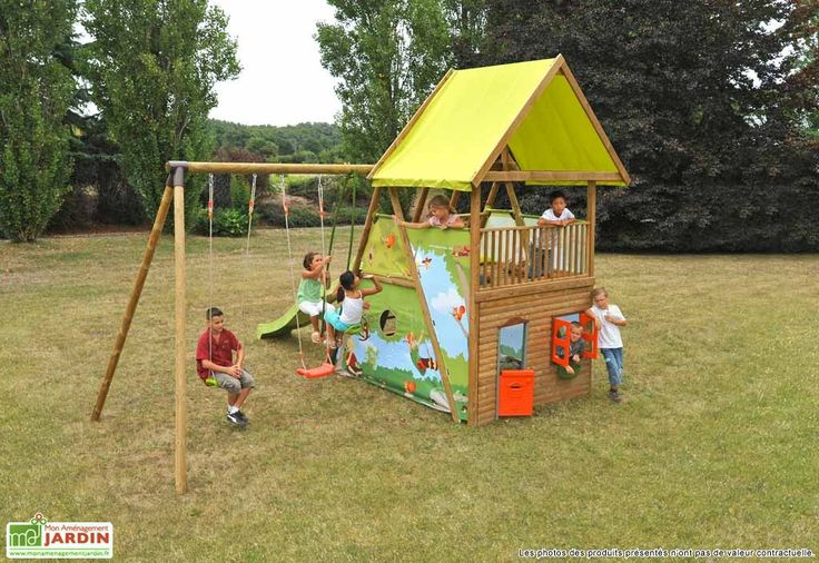 Des jeux pour les enfants...pour l'aventure continue tous les jours.