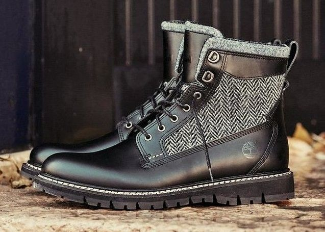 Timberland Earthkeepers Britton Hill Rosso