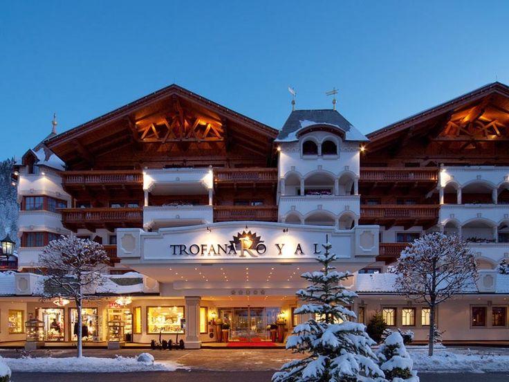 20 Jahre #Trofana: So war es früher, so ist es heute #TrofanaRoyal #Ischgl #Skifahren #Wellness #Hotel #Tirol #Luxus #Sauna #Schnee #Winter #Powder #Skigebiet