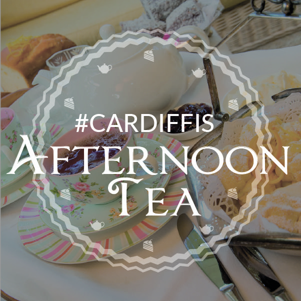Places to have afternoon tea in Cardiff