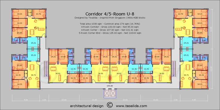 Corridor Block