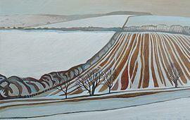 Anna Dillon the Artist - The Oxfordshire Series