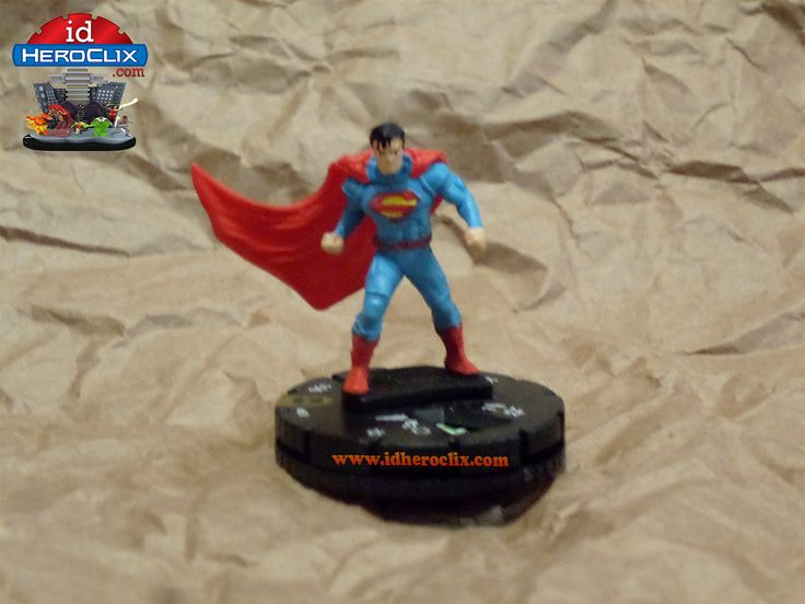 Superman Streets of Gotham DC Heroclix