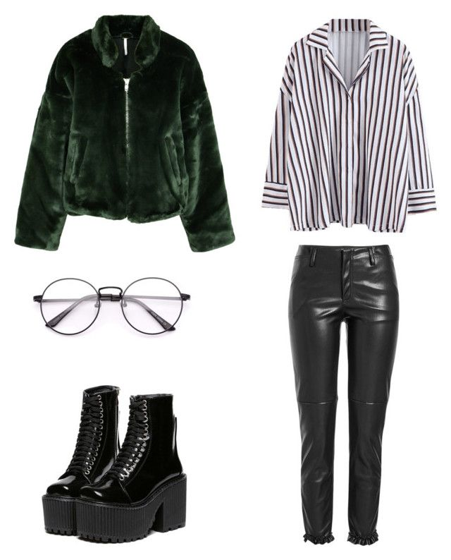 """""""Untitled #133"""" by dariatamasan on Polyvore featuring Philosophy di Lorenzo Serafini and Free People"""