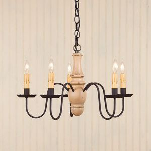 Country Lighting :: Ceiling Lighting :: Lynchburg Wooden Chandelier - CS-Cart. Powerful PHP shopping cart software