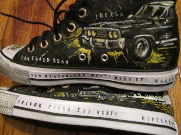 supernatural shoes #4