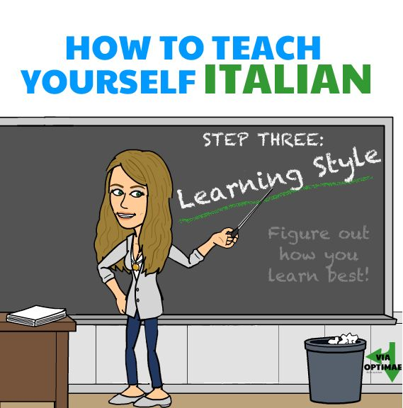 The Best Way to Learn Italian - rickzullo.com