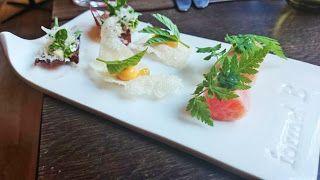 FOOD BY SKADBORG SVARE: Restaurant formel B den 22. juli 2015
