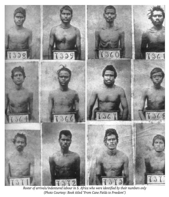 East Indian slaves shipped to South Africa. The forgotten faces. No one seem to talk about the thousands of East Indian people who were enslaved and put to work the fields and plantations of the Caribbean, South America & South Africa!