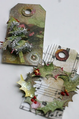 tags: Christmas Tag