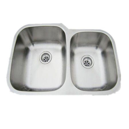Standard Undermount Sink