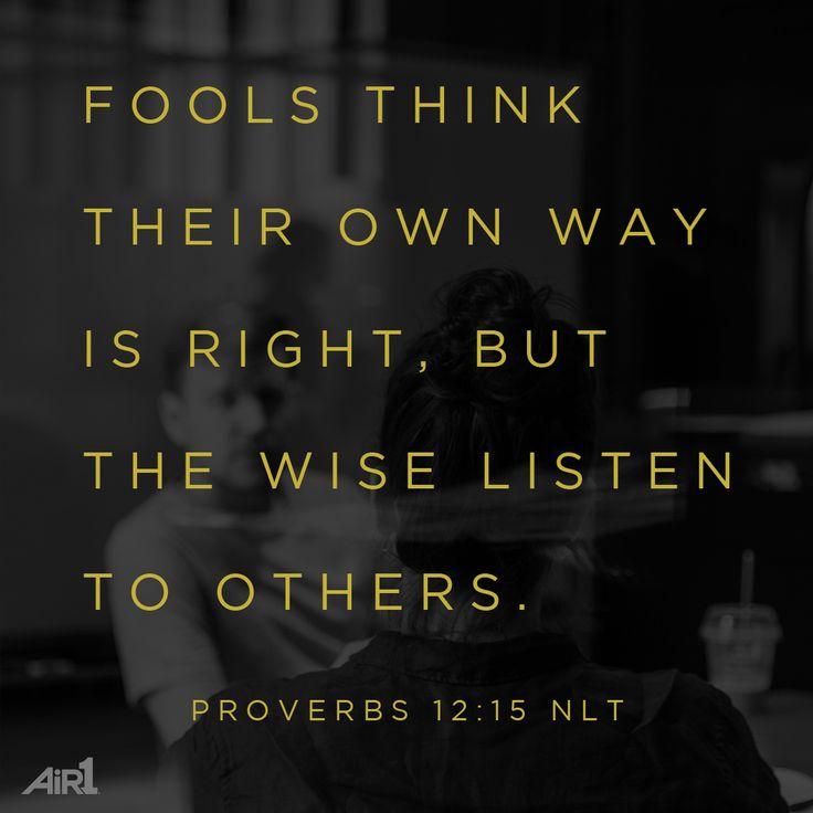 #VOTD #Bible #Truth #Wisdom