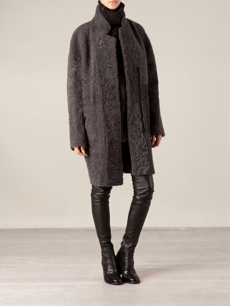 Sprung Frères Oversized Coat - L'eclaireur - Farfetch.com