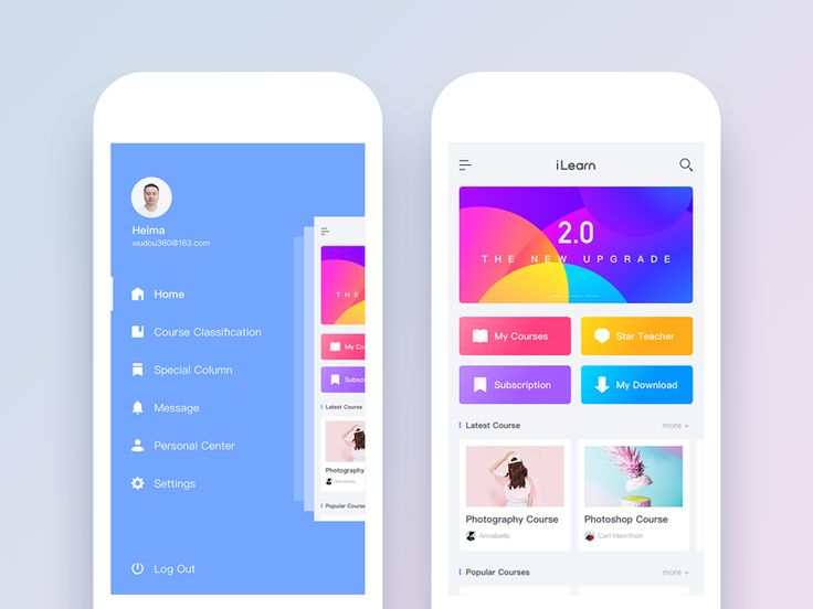 Aug ui_01 by Heima - Dribbble